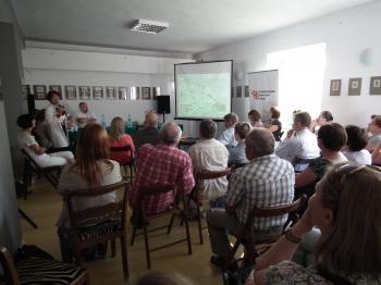 Spotkanie Społeczności Nowego Portu w Domu Sąsiedzkim