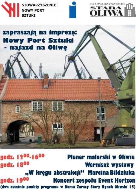 Nowy Port Sztuki - Najazd na Oliwę