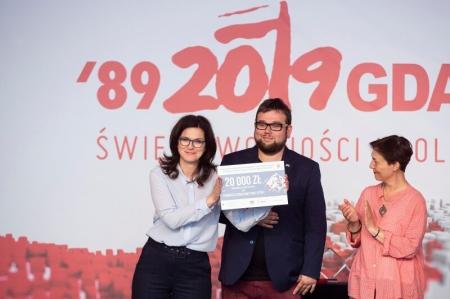 Gala wręczenia nagród im. Lecha Bądkowskiego
